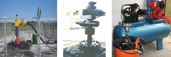 IMS Colombia Servicio de mantenimiento y lubricación de válvulas