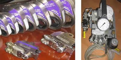 Torque de preventoras y secciones de cabezal de pozo IMS Colombia