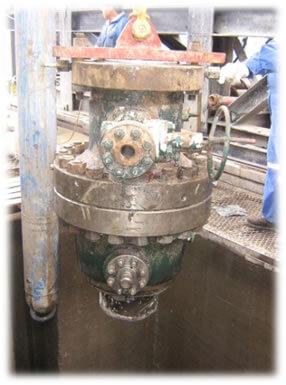 Servicio de Inspección, Control de Calidad y Recuperación de Cabezales de Pozo-IMS-Colombia-002