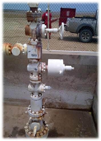 Servicio de Inspección, Control de Calidad y Recuperación de Cabezales de Pozo-IMS-Colombia-003